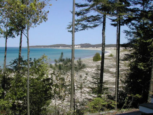 Cathead Bay's Enchanting Magic Carpet Beach
