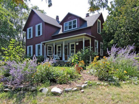 SOLD! Idyllic Leelanau Farm