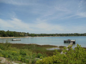 SOLD! Grand Traverse Home Site on Hall's Bay