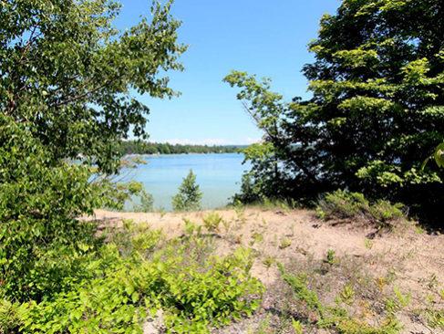 Prestigious & Rare Lake-to-Lake Acreage in Leland