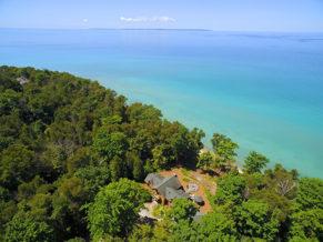 Ultimate Lake Michigan Beachfront Estate