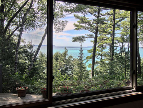 Beautiful Leland Home…Good Harbor Bay Views!