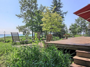Sold! Stylish Grand Traverse Bayfront Home
